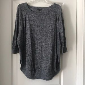 Oversized express top